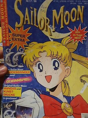 Sailor Moon Magazin Comic Nr. 17 / 1998