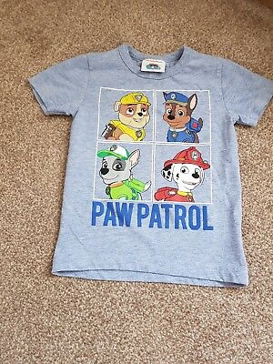 Next Paw Patrol baby  Boys T-shirt Aged 18-24 Months