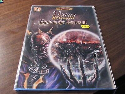 Dungeons & Dragons Vecna Hand of the Revenant Graphic Novel TPB Comic Book