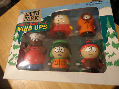 South Park Wind Up Action Figures 1998
