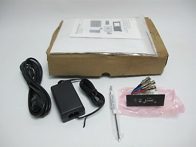 Extron Extender AAP World (Black) VGA w/Audio Interface 70-147-12