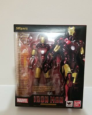 Sh figuarts Iron Man Mark 3