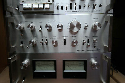 Pioneer Spec-1 Preamplifier Restoration Service Upgrades and Maintenance