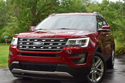 2016 Ford Explorer LIMITED-EDITION/4WD/3RD ROW SEAT/WITH ALL OPTIONS! 2016 Ford Explorer Limited Edition 4WD 3.5L V6 / 3rd Row Seat / TOW HOK