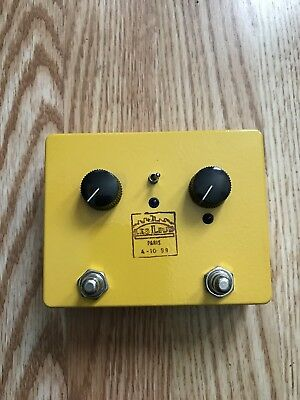 Lovepedal Les Luis Overdrive Mint Condition!