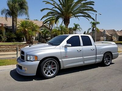 2005 Dodge Ram 1500  RT 10 Dodge Ram Super Charged only 11000 miles