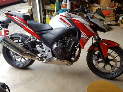 2015 Honda CB  2015 CB500F CB 500 Like new, never down, excellent
