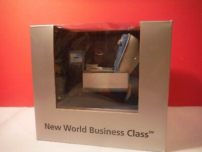 Northwest Airlines Business Class Seat Miniature Model New