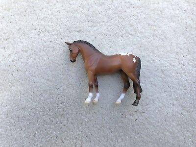Breyer Horse Stablemate #6126 Standing Thoroughbred Appy K-Mart Collection SR G3