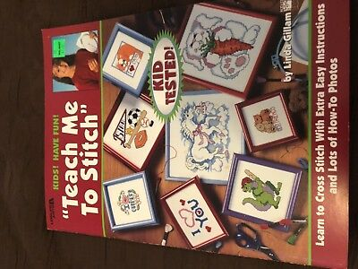 cross stitch pattern book easy designs for beginners