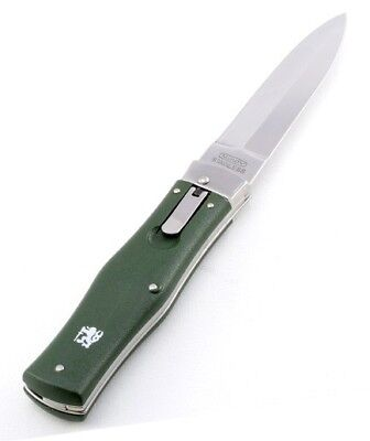 Green Mikov Predator 241-NH-1/KP Powerful & Dependable assisted opening knife!