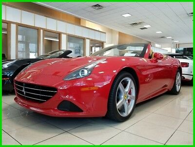Ferrari California T 2016 T Used Turbo 3.9L V8 32V Manual RWD Premium