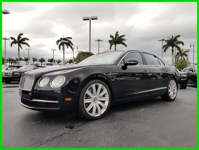 Bentley Flying Spur  2014 Used Turbo 6L W12 48V Automatic AWD Premium