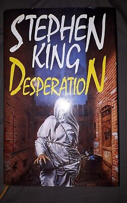 Desperation - Stephen King - Prima Edizione 1997
