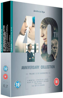 Artificial Eye 40th Anniversary Collection: Volume 3 DVD (2016) Anamaria