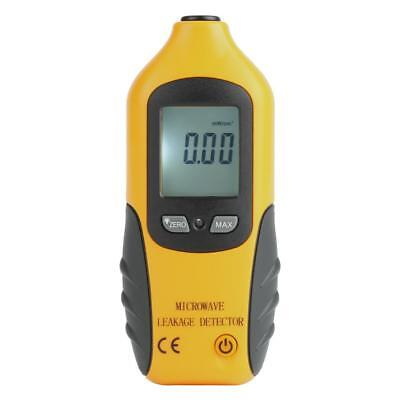Digital Microwave Leakage Radiation Detector Meter Leaking Tester 0-9.99mW/cm²