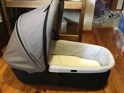 Steelcraft Britax Bassinet Shell Brown Colour