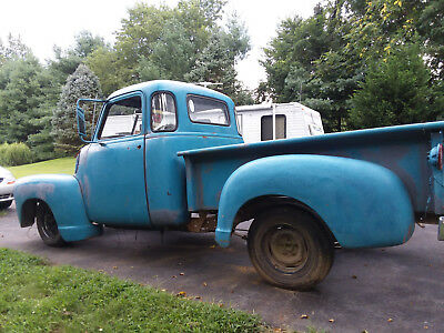 1953 Chevrolet Other Pickups  1953 Chevy Truck 3100 5 window cab