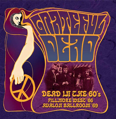 The Grateful Dead : Dead in the 60s CD (2017) ***NEW***