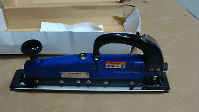 snap on  blue point straight line air sander AT475A