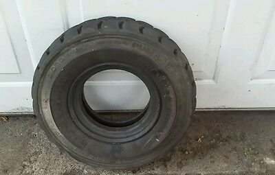 Alpha Extra Ply Industrial PUMA-HLT Forklift Tire Used Free Shipping