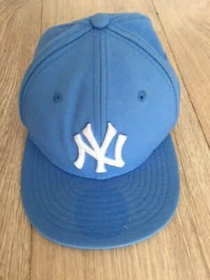 New Era Kids Baseball Cap NY Yankees 52 cm Blue