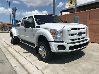 2016 Ford F-350 SUPER DUTY DRW CREW CAB 4X4 READY TO WORK OR PLAY ONLY 26K MILES! 6.7 TURBO DIESEL 4 X 4 / 1 OWNER / NO DLR FEES ALL INCLUSIVE