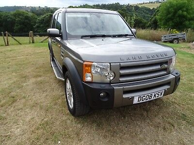 Land Rover Discovery 3 Auto SE Low Mileage New Mot Full History Superb
