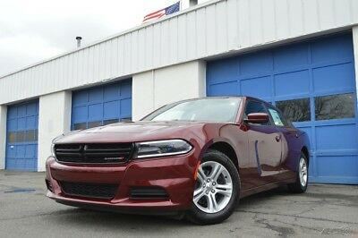 Dodge Charger SXT Full Power Options Alloys Wheels Rear View Camera $29,590 MSRP LED DRL And More