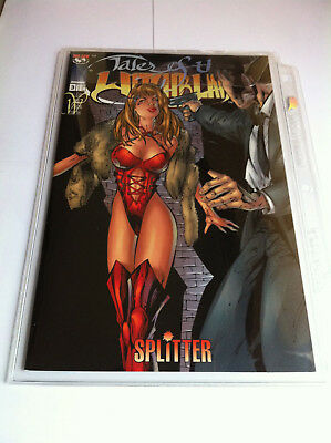 Comic Tales of the Witchblade Splitter #3