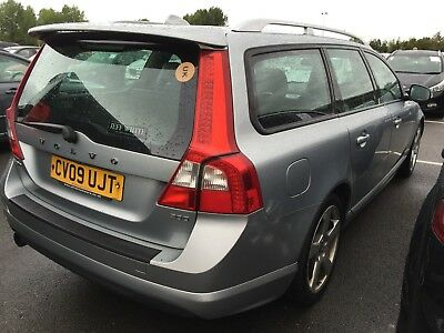 09 Volvo V70 2.0 D R-Design Leather, Climate, Alloys, Cd, 10 Services, 1 F/owner