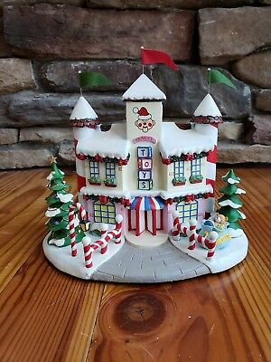 Charlie's Toy Shop - Rudolph's Christmas Town - Hawthorne Village