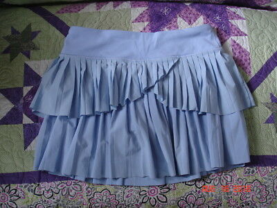 Very ADORABLE Ivivva skort in pretty Periwinkle blue for Girl's 14