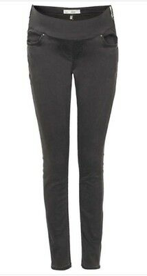 Topshop Leigh Maternity Grey Jeans 12
