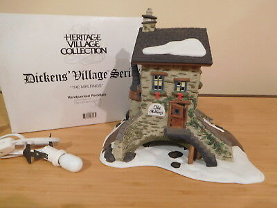 Dept 56 Dickens Village - The Maltings