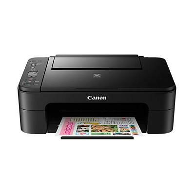 Canon Pixma TS3120 Wireless Multifunction Inkjet Printer - Black