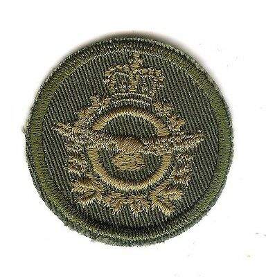 Obsolete Modern Canadian Forces Air Operations Combat Cap Badge