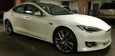2017 Tesla Model S P100D Tesla Model S P100D AWD - Ludicrous Fully Loaded $173k