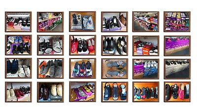 500 Pairs Of New Mixed Ladies Shoes!