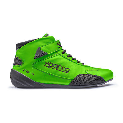 ef9ebff9b96 SPARCO CROSS RB-7 Leather Racing   Rally   Race Boots - FIA Approved ...