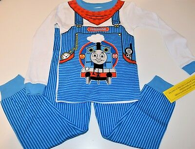 New Thomas the Train pajamas boys sizes 2t 3t 4t 5t boys Thomas the train pj's