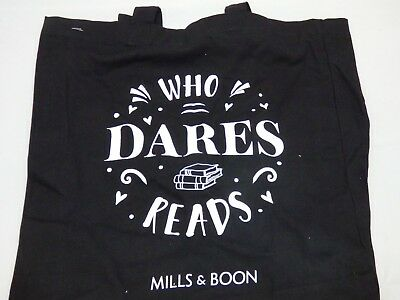 Who Reads Dares Mills & Boon  Bag