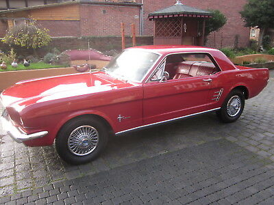 Ford Mustang 1966 - absolut rostfrei-