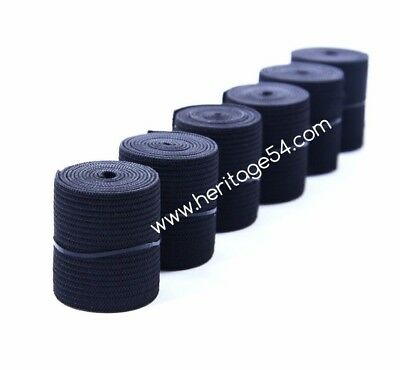 Themba 2.5cm×65cm Wig Elastic Stretchy Band for Wig making Wig Cap, Lace Wig