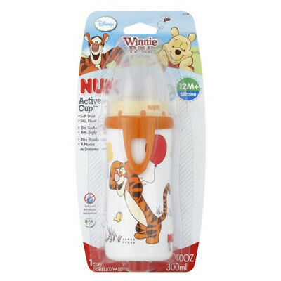 NUK, Active Cup, Disney's Winnie the Pooh, Assorted designs - 1 ea