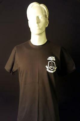 2011 Tour - Local Crew - Black/Large Arctic Monkeys t-shirt UK CREW T-SHIRT