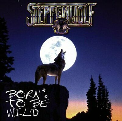 Steppenwolf : Born to Be Wild CD Value Guaranteed from eBay's biggest seller!