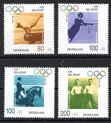 Germany - 1996  - Olympic Issue - Full Set   - Mint Nh