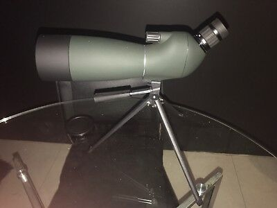 SVBONY 25-75x70mm Angled Zoom Spotting Scope W/Telescope Tripod&Phone Adapter AU