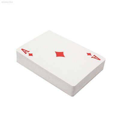 AE92 Poker Playing Cards Durable Fashion Funy Family Magic Performance